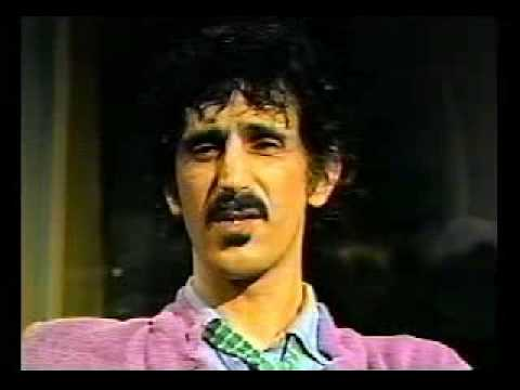 Frank Zappa on Dr. Demento - Part 2