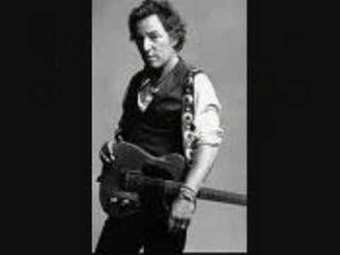 Radio Nowhere-Bruce Springsteen with lyrics