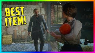 If You Help This Baby In Red Dead Redemption 2 You'll Get One Of The BEST & RAREST Items In Game!