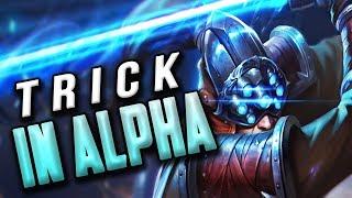 I WAS IN ALPHA?!! - TRICKSEP | STOP WARDING SORAKA! - Trick2G