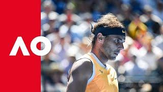Battle thoughts: Rafael Nadal v Frances Tiafoe | Australian Open 2019