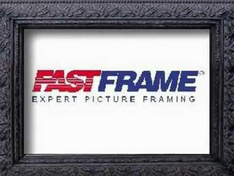 Framing Store Sherman Oaks - Fast Frame on Ventura - YouTube