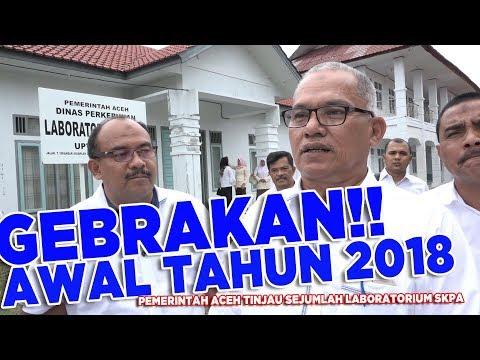Pemerintah Aceh tinjau Laboratorium di sejumlah SKPA