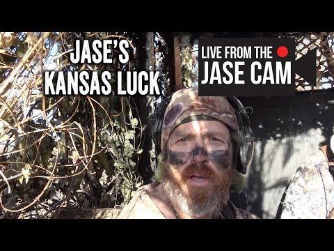 Jase Robertson's Kansas Luck