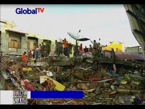 Gempa Pidie Aceh, 40 Bangunan Toko Runtuh 8 Korban Sudah Berhasil di Evakuasi - BIS 08/12