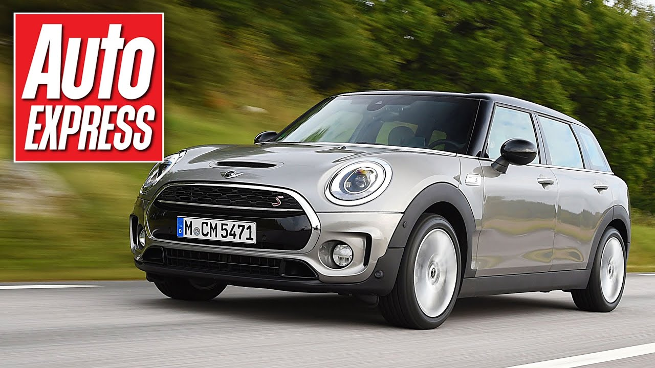 New Mini Clubman Review Youtube