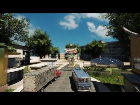 • Call of Duty - NukeTown - CryEngine •