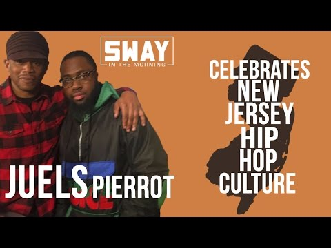 Juels Pierrot Reps For Jersey Hip Hop Culture