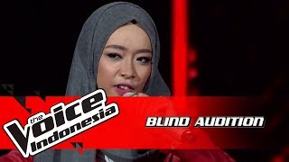 Nadila - Mercy | Blind Auditions | The Voice Indonesia GTV 2018