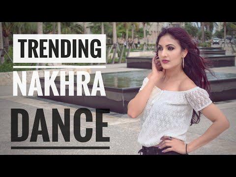 Dance On Trending Nakhra Punjabi Song | Amrit Maan | Intense | Choreography By Deep Brar