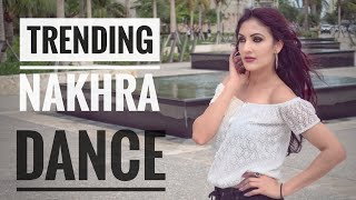 Dance on Trending Nakhra Punjabi Song | Amrit Maan | Intense | Choreography by Deep Brar
