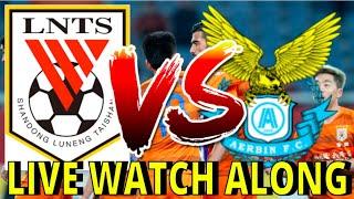 SHANGDON LUNENG VS DALIAN PRO FC LIVE CSL WATCHALONG