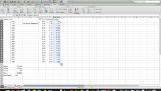 Excel: How to create a Q-Q Plot to test for normality