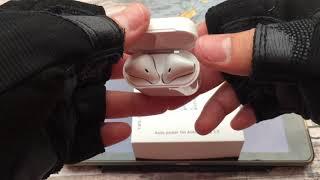Thời gian sạc Tai Nghe Bluetooth i12 i11 inpods 12 là bao lâu? Thời gian sạc cho Dock sạc ?