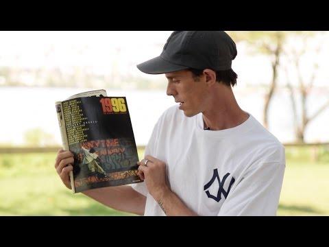 Anthony Correa Bobshirt Interview   TransWorld SKATEboarding