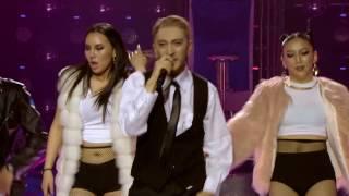 С. Гантогоо (Justin Timberlake- Sexy back)