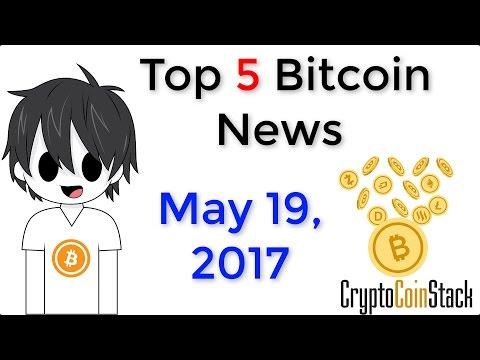 Top 5 Crypto News: May 5th, 2017