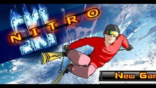 Nitro Ski Full Gameplay Walkthrough