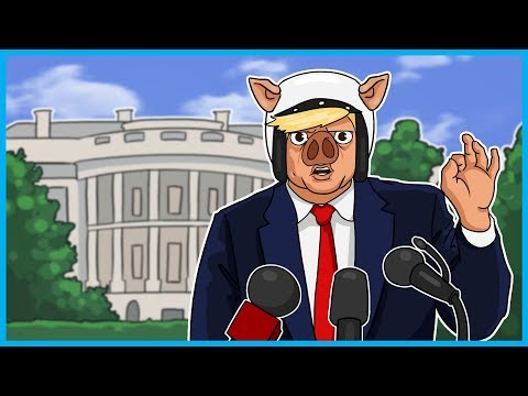 Download Youtube: Garry's Mod Deathrun Donald Trump Edition! - CHINA, Small Loan, Covfefe, Putin, and Ragdoll Fight!