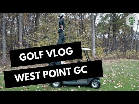 Playing West Point Golf Course vs The Fans [It Was COLD!]