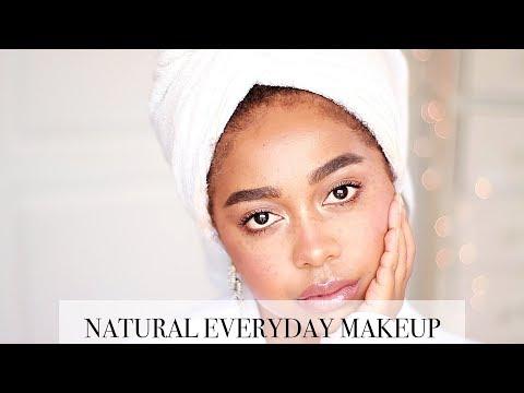 NATURAL MAKEUP| Everyday Natural Makeup Look thumbnail