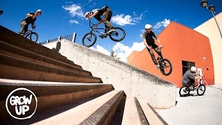 BMX / GROW UP – MARK BURNETT