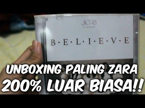 UNBOXING JKT48 3RD ALBUM: B.E.L.I.E.V.E