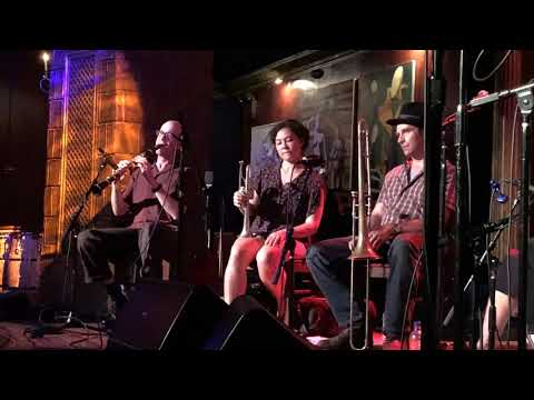 """Tuba Skinny """"New Orleans Bump"""" & """"Papa's Got Your Bath Water On"""" - The Cutting Room 02 Sept 2019"""