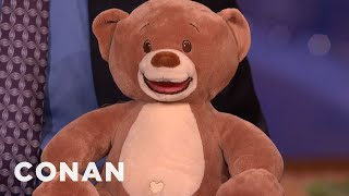 WikiBear: Aztec Sacrifice Edition  - CONAN on TBS