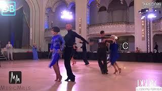Comp Crawl with DanceBeat! DBDC 2017! Pro Am Latin!