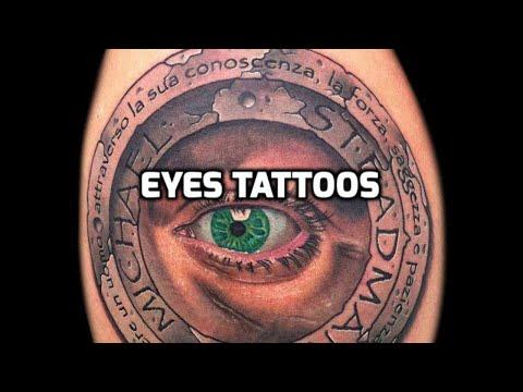 Eye Tattoos - Best Eye Tattoo Designs HD