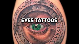 Video Eyes Tattoos - Best Eyes Tattoo Designs HD download MP3, 3GP, MP4, WEBM, AVI, FLV Juni 2018