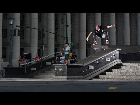 Primitive Skate Presents: Opal Promo Video