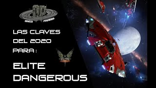 Elite Dangerous y las claves del 2020
