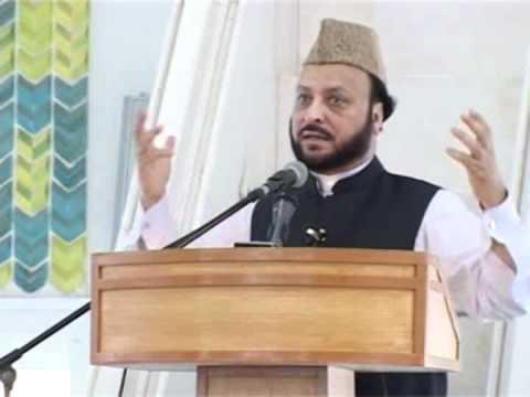 Professor Dr Sahibzada Pir Sajid-ur-Rahman -5 Juma Speech Faisal Masjid Islamabad