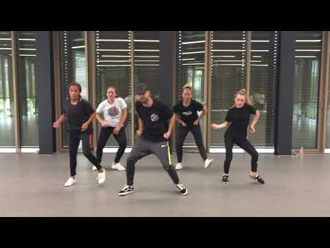 Chris Brown - Questions / Choreography Karyl Pais