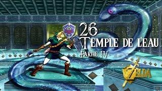 The Legend of Zelda - Ocarina of Time - Ep 26 - Temple de l'Eau - Partie 4