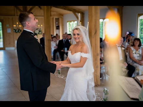 A Fabulous Wedding at Merrydale Manor - Cheshire - By Andy J Photography