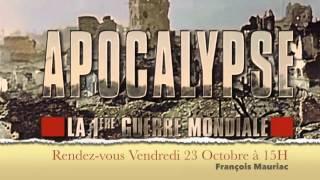 Apocalypse 1ère guerre mondiale