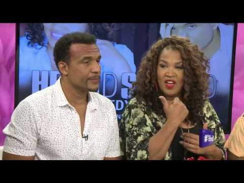 The Chat Thursday August 10: Kyn Whitley and David Arnold