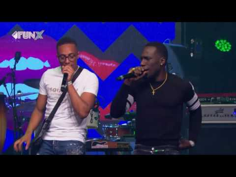 FunX Music Awards 2016: Ronnie Flex, Emms...
