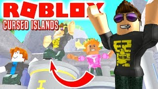 MY island is BEST, MOOSE! -Roblox Cursed Islands Danish feat. The Manly Moose