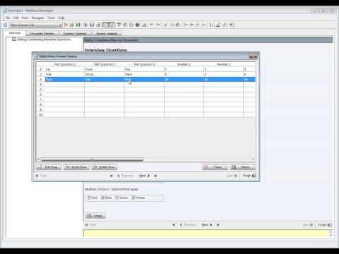 0 3 HotDocs Intro Database Entry