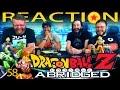 TFS Dragon Ball Z Abridged REACTION!! Episode 58