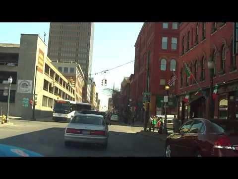 Downtown Syracuse,  NY