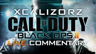 World's Most Overpowered Shotgun in Action - Black Ops 2 LiveCommSesh 3-16