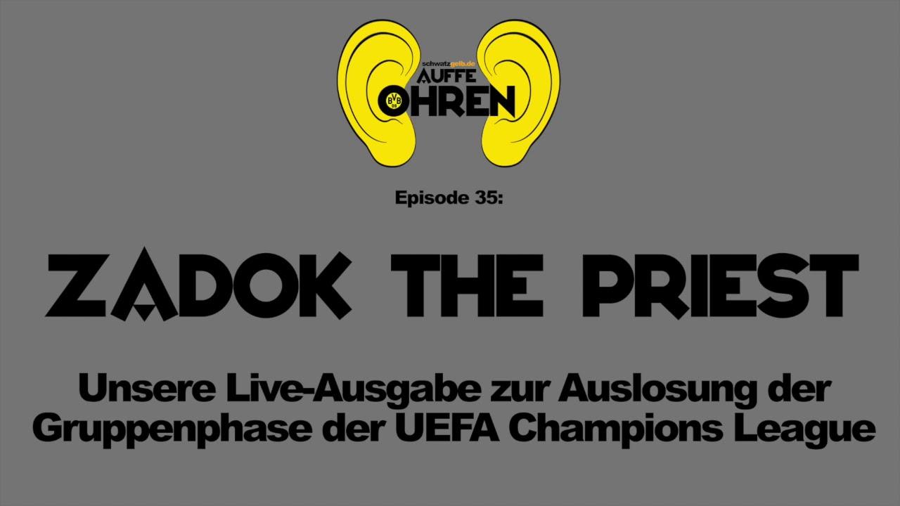 Auffen Punkt #35: Zadok the Priest | BVB Podcast von schwatzgelb.de