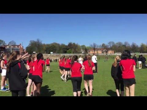 Nottingham High School Staff Relay Race 2016