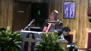 Dr. Jackson Preaching @United Missionary Baptist Church, Dr. Morris J. Halyard Part 6