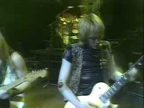 Iron Maiden - Killers Official Music Video